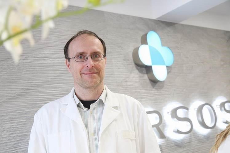 Dr. Aljoša Danieli, dr. med., specialist splošne medicine in specialist nevropsihiater