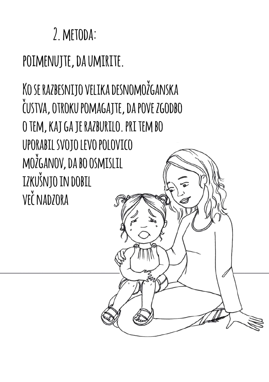 Berimo skupaj - 5. teden: Celostni razvoj otroških možganov VAJA 1
