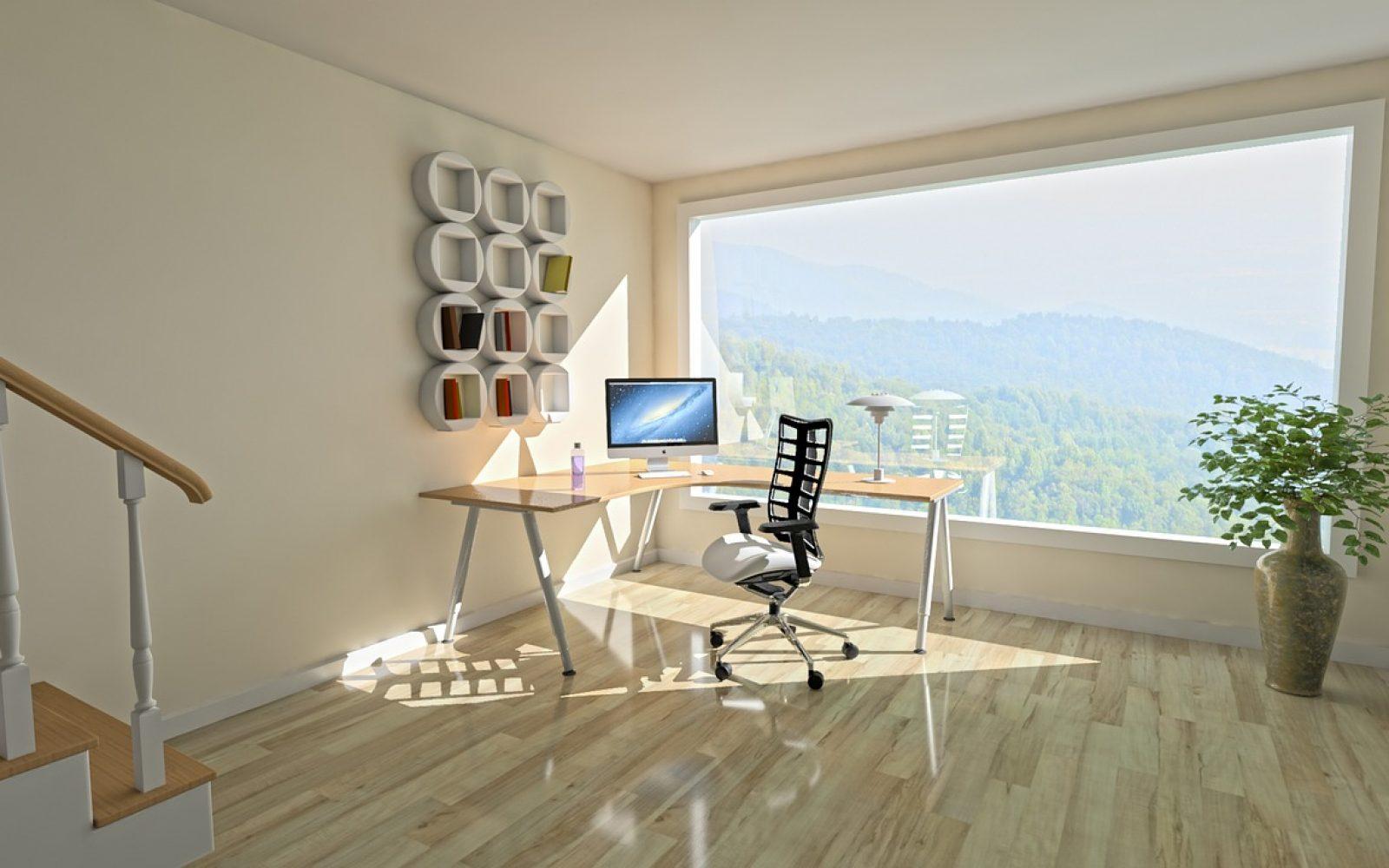 stanovanje čisto narava okno