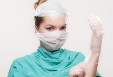 zdravnica operacija higiena