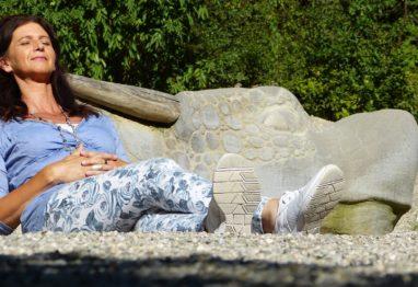 ženska starejša menopavza