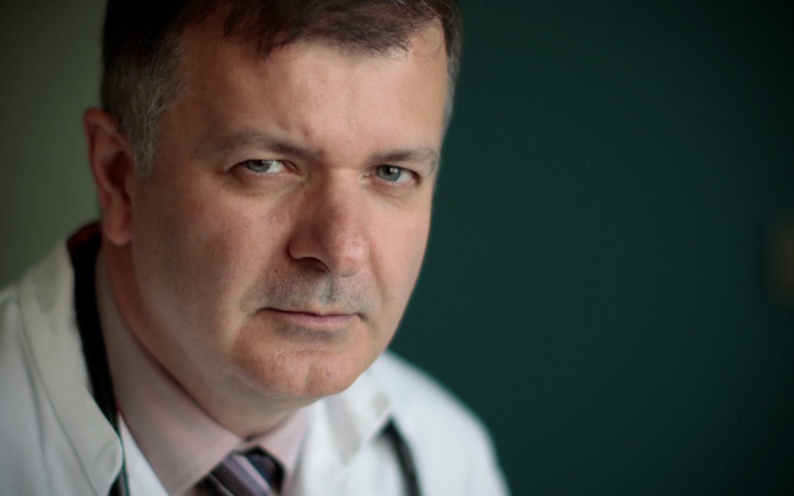 Dr. Samo Vesel, dr. med., kardiolog, pediater