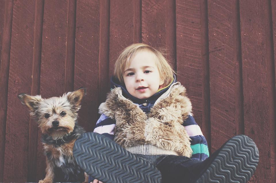dijete pas druzenje prijatelj stres promjena vrtic mokrenje