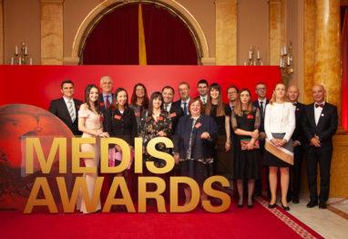 Medis Awards organizatorji in nagrajenci1
