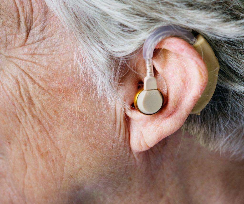 oštećenje sluha