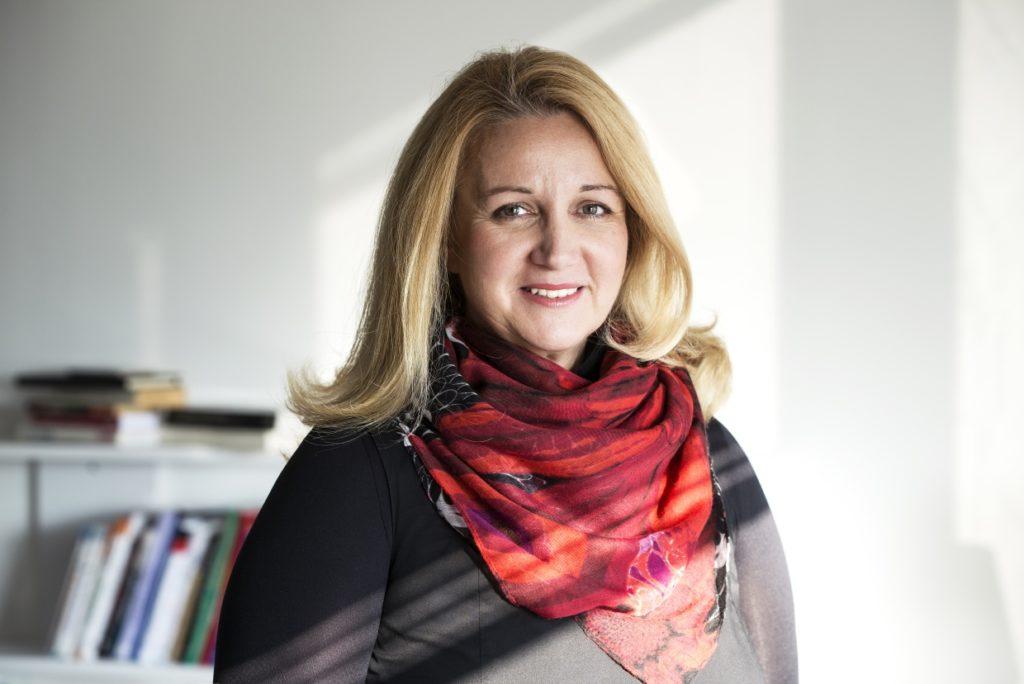 Mirjana Frankovič, transakcijski analitik, psihoterapevtka