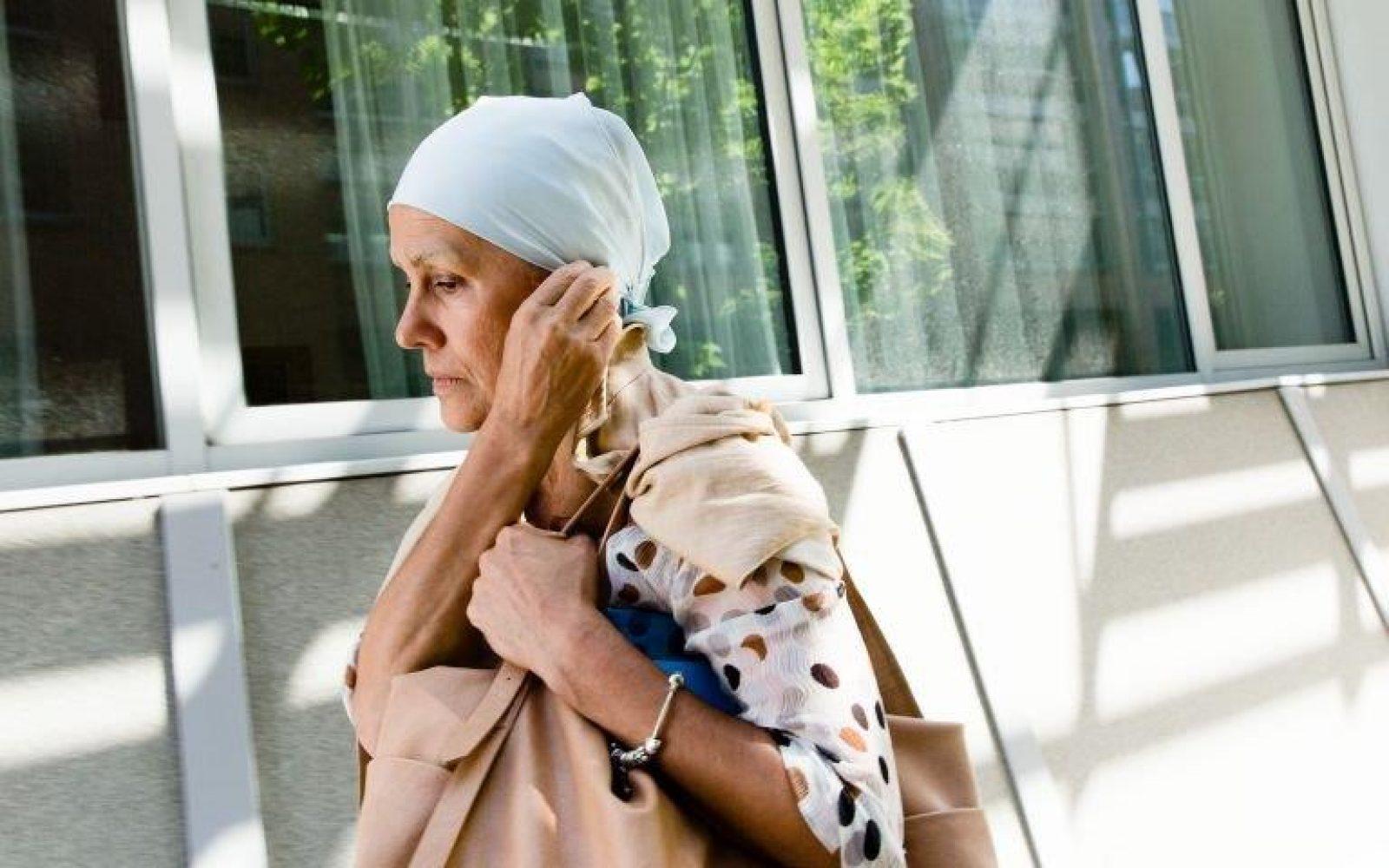 zenska z rakom bojevnica