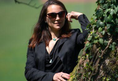 Vesna Krajnc, mejna osebnostna motnja