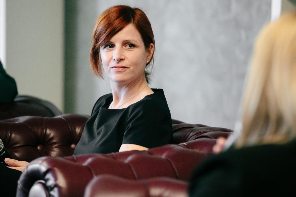 dr. Barbara Faganel Kotnik, dr. med. Foto Klemen Brumec
