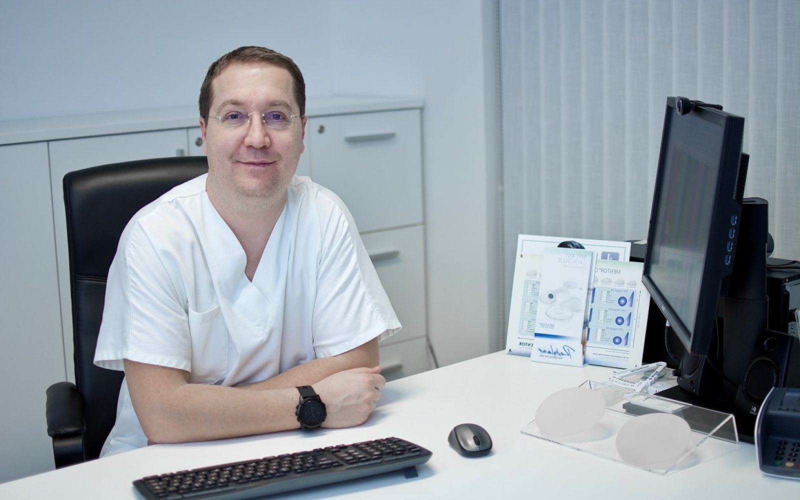 Miloš Milošević dr. med., specialist plastične, rekonstrukcijske in estetske kirurgije