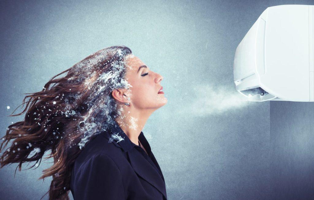 Petrol klimatske naprave ženska