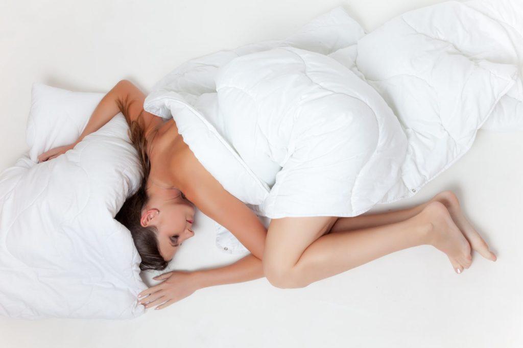 klinička slika gihta, spavajte goli