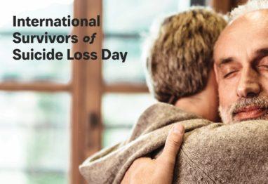 Mednarodni dan solidarnosti z družinami, ki so izgubile bližnjega zaradi samomora 2019