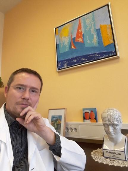 dr. Andrej Starc, seksolog