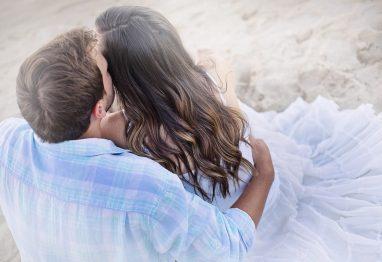 zaljubljeni par romantika