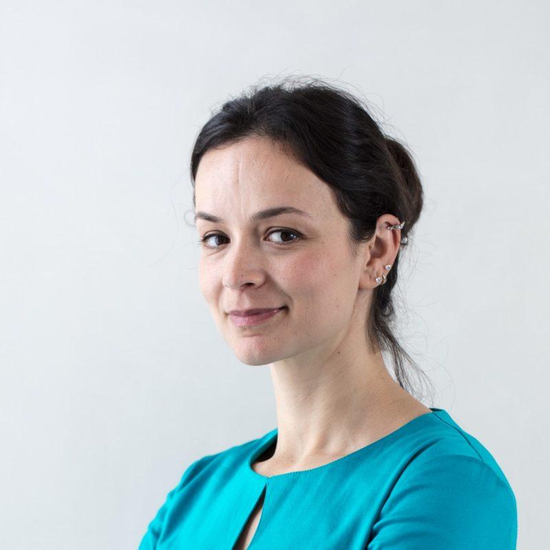 Emilija Dukovska, dr. dent. med.