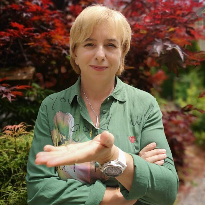 Darja Ambrožič, licencirana AFP prehranska svetovalka, po izobrazbi pa doktor medicine